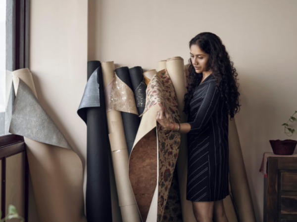 Eco-friendly Brand 'Beej' Is Leading the Fashion Industry Away from Leather to Sustainable Alternatives