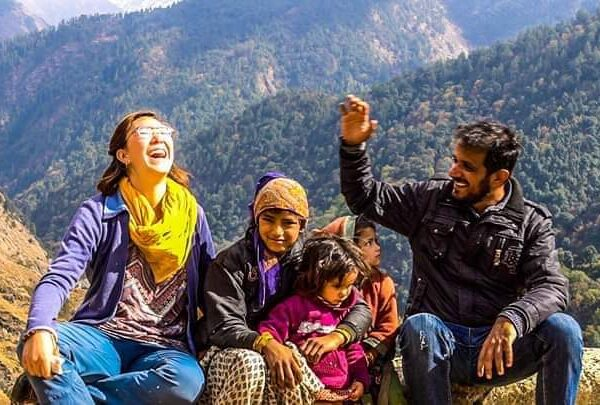 Harshit Sehdev: The man providing opportunities to remote villages in Uttarakhand