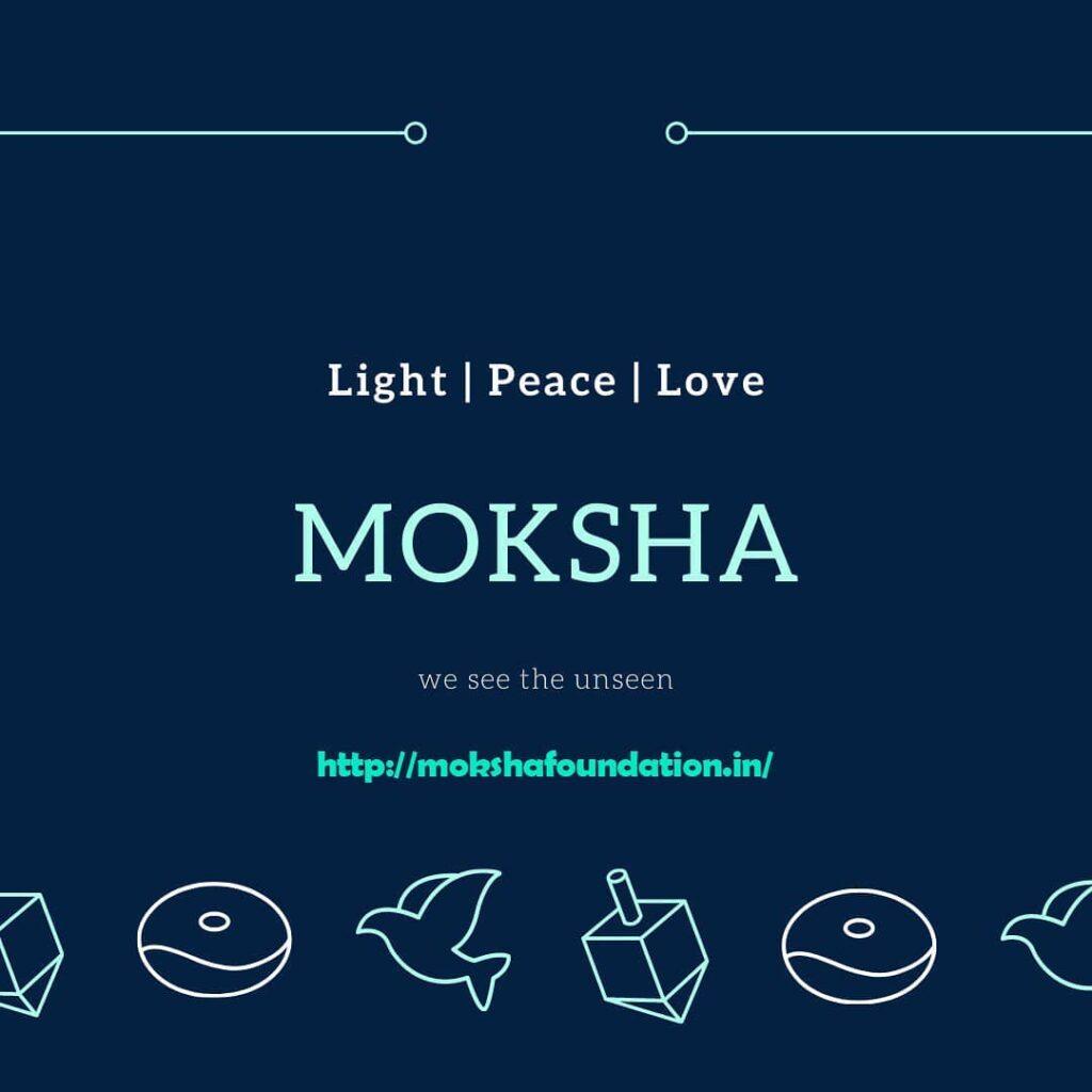 Moksha Foundation Poster