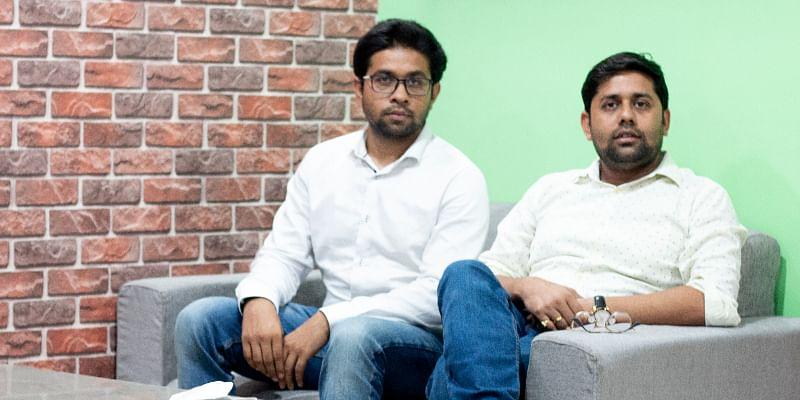 Namit and Amit Tyagi