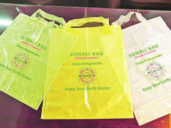 Sonali Bags: An Alternative to Plastic Bags derived from Jute