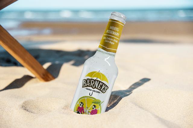 Barney's Hard Seltzer by Barbrew